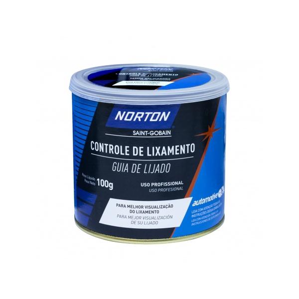 CONTROLE DE LIXAMENTO 100G NORTON