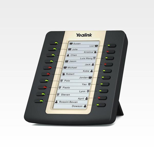 EXP20 - Módulo de Expansão de Teclas Yealink