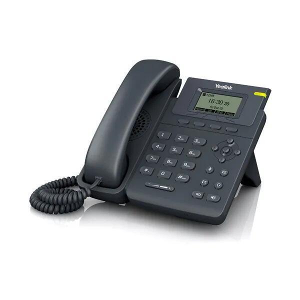 T19/E2 - Telefone IP Yealink SIP com Fonte