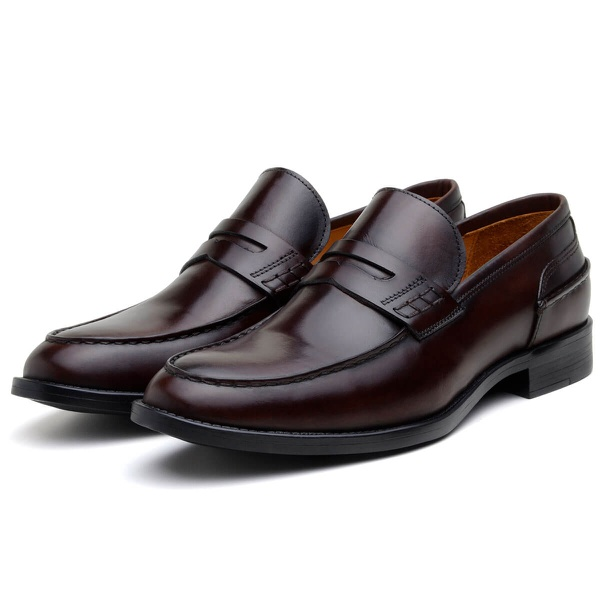 SAPATO SOCIAL MASCULINO LOAFER CNS MIKE MOURO