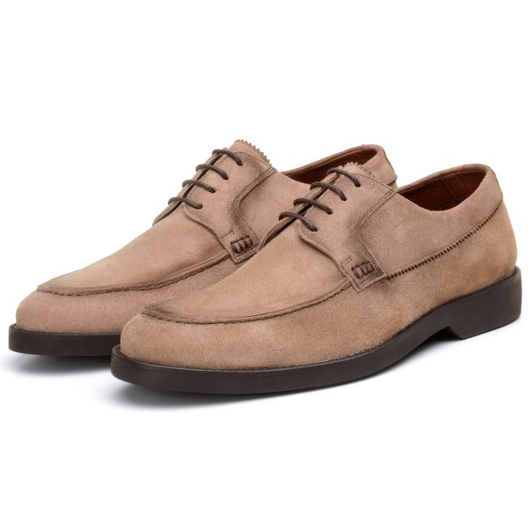 SAPATO CASUAL MASCULINO DERBY CNS WESTON SAND