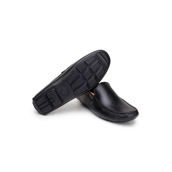 Sapato Casual Masculino Driver CNS 55A008 Preto