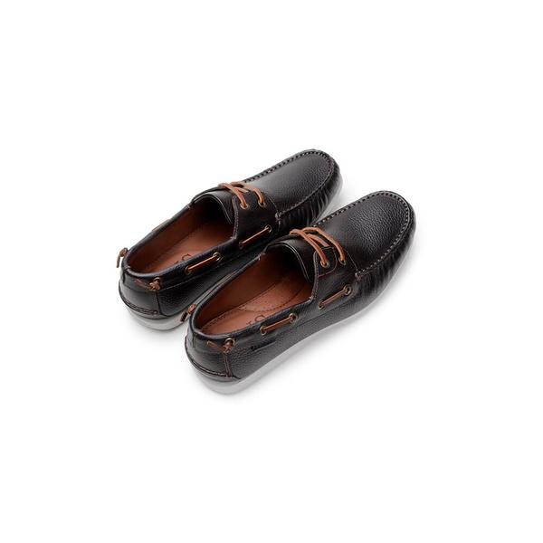 Sapato Casual Masculino Sider CNS 19551 Café