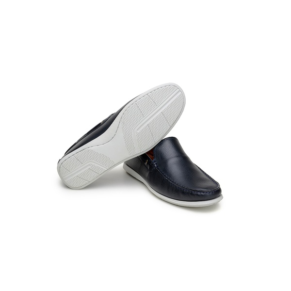 Sapato Casual Masculino Slip-on CNS 20087 Marinho