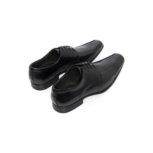 Sapato Social Masculino Derby CNS LZI 017 Preto