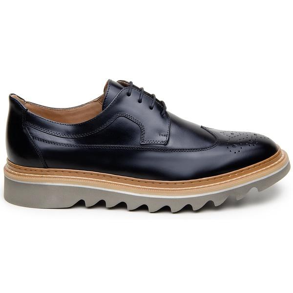 Sapato Casual Masculino Derby CNS 395004 Preto
