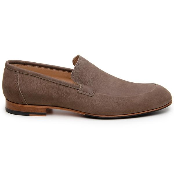 Sapato Casual Masculino Mocassim CNS 392005 Carvalho
