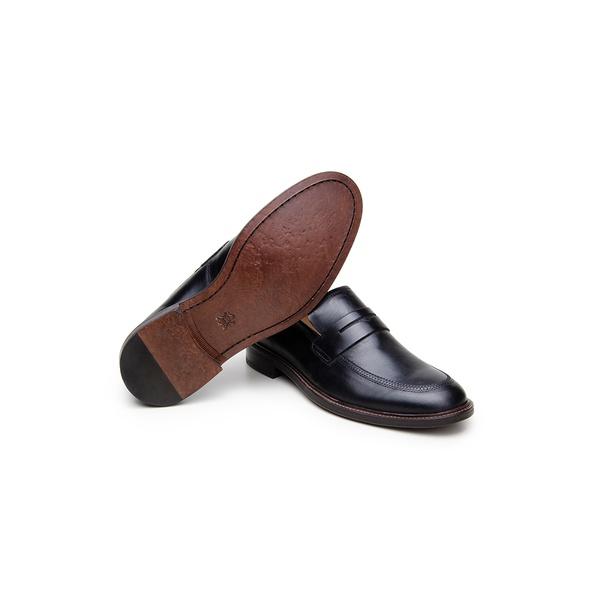 Sapato Social Masculino Mocassim CNS 389003 Preto