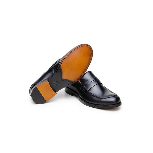 Sapato Social Masculino Mocassim CNS 391002 Preto
