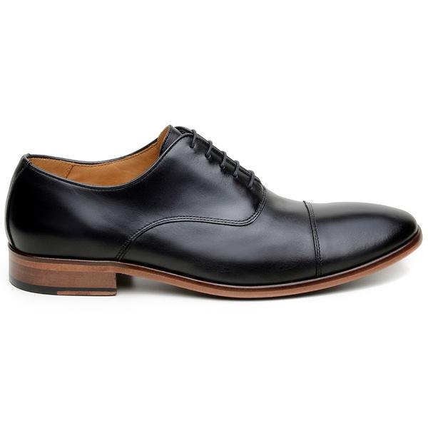 Sapato Social Masculino Oxford Benelli 43 Preto