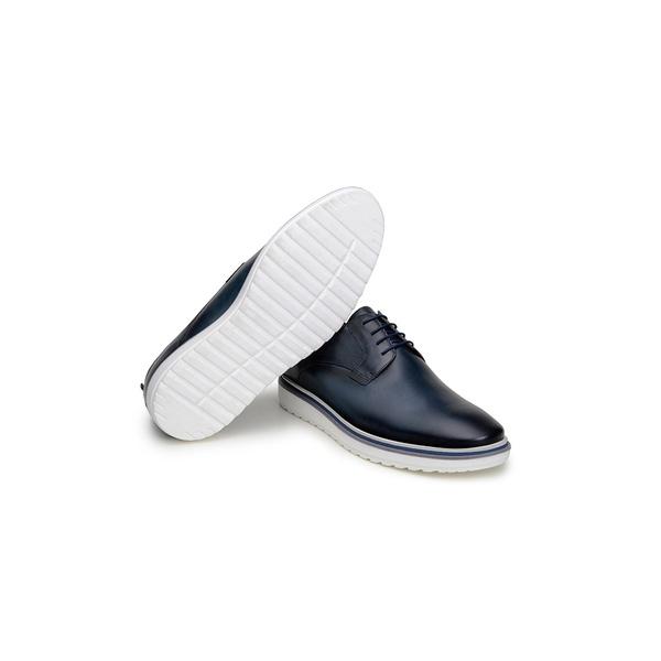 Sapato Casual Masculino Derby CNS 50605 Marinho