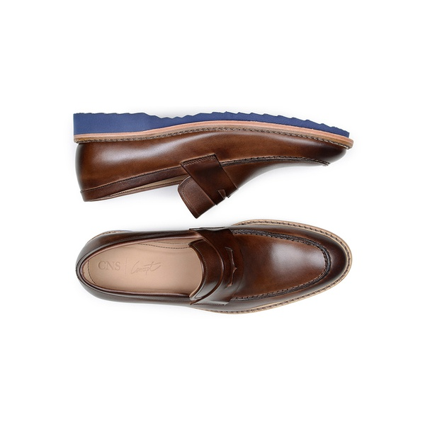 Sapato Casual Masculino Loafer CNS 50103 Tamarindo