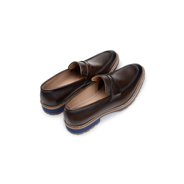 Sapato Casual Masculino Loafer CNS 2118 Moss