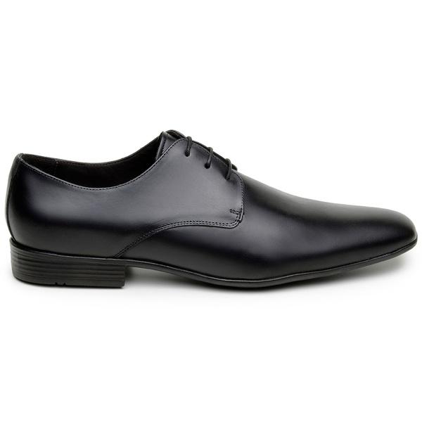 Sapato Social Masculino Derby CNS 20218 Preto