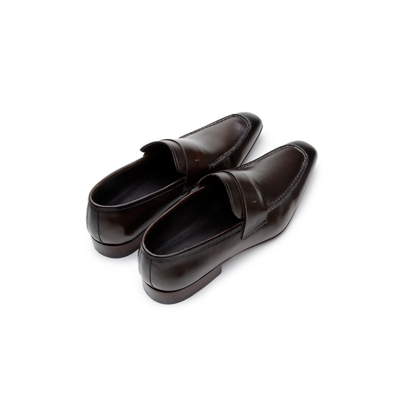 Sapato Social Masculino Loafer CNS 12374 Moss