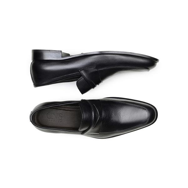 Sapato Social Masculino Loafer CNS 13103 Preto