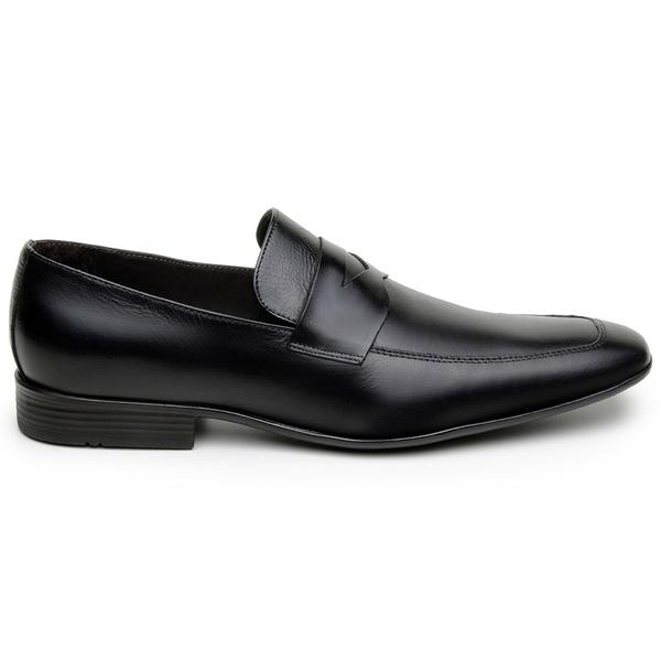 Sapato Social Masculino Loafer CNS 20220 Preto