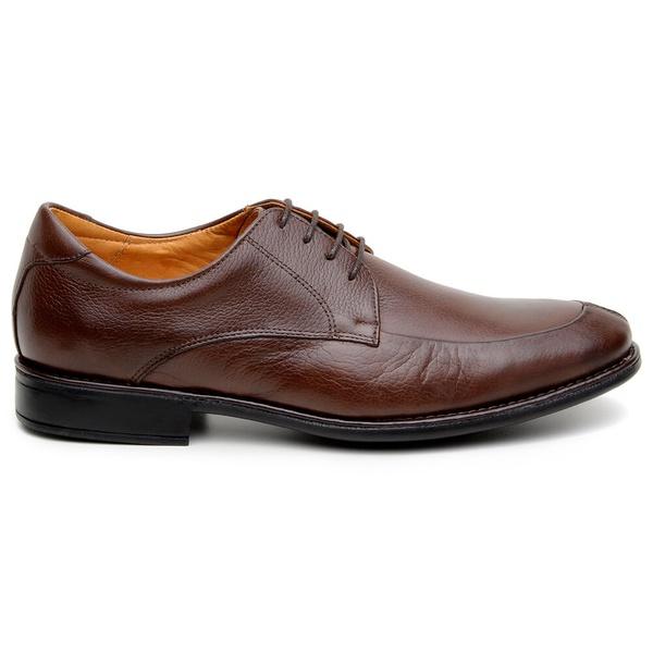 Sapato Casual Masculino Derby CNS 14010 Café