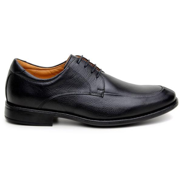 Sapato Casual Masculino Derby CNS 14010 Preto