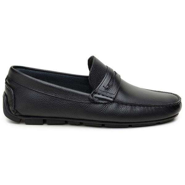 Sapato Casual Masculino Driver CNS 1705 Preto