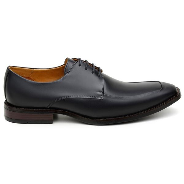 Sapato Social Masculino Derby CNS 68008 Preto