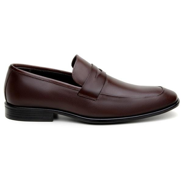 Sapato Casual Masculino Loafer CNS 41026 Chocolate