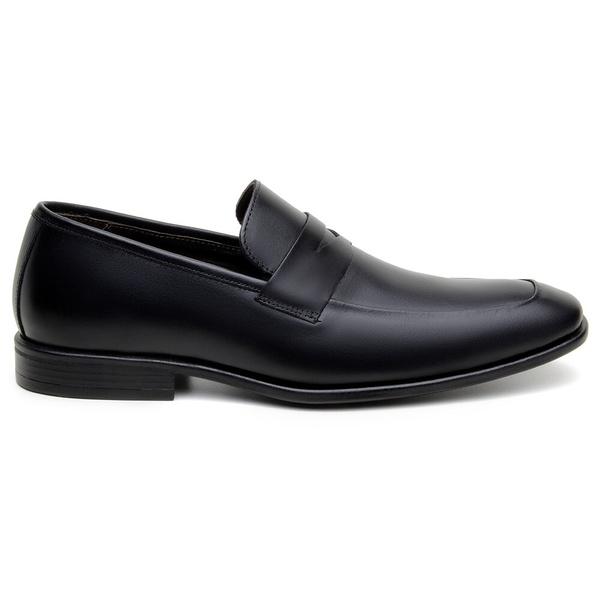 Sapato Casual Masculino Loafer CNS 41026 Preto