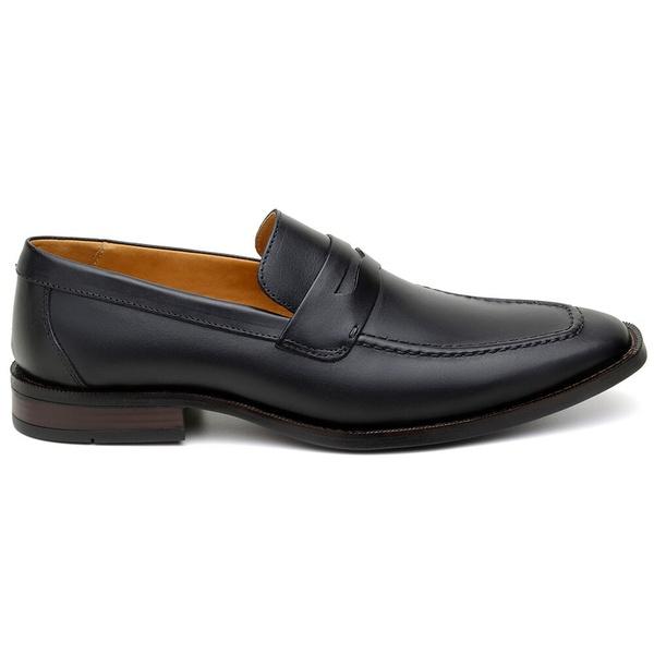 Sapato Social Masculino Mocassim CNS 68005 Preto