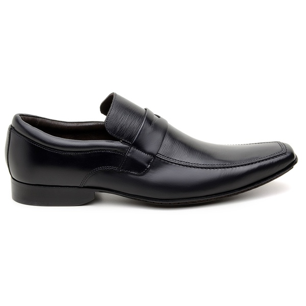 Sapato Social Masculino CNS Cliver 03 Preto