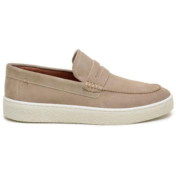 Sapato Casual Masculino Slip-on CNS 21023 Lebre