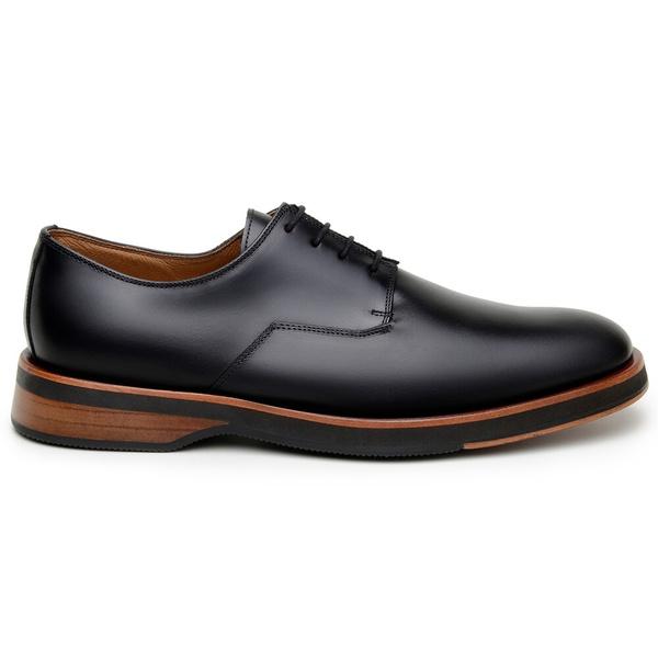 Sapato Casual Masculino Derby CNS 415005 Preto