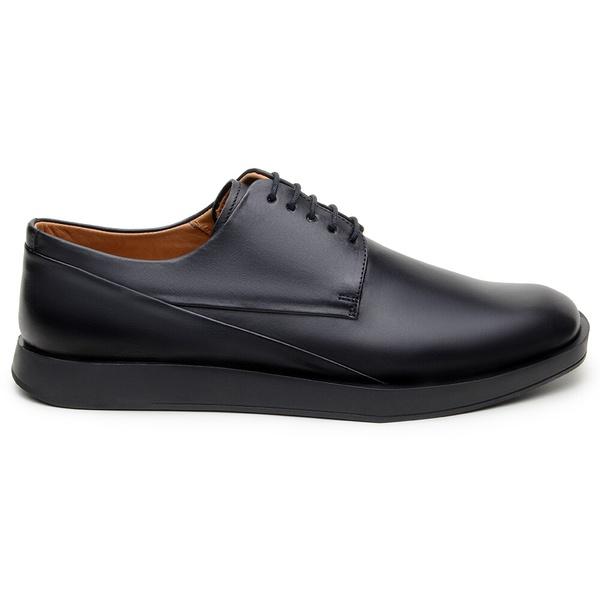 Sapato Casual Masculino Derby CNS 436006 Preto