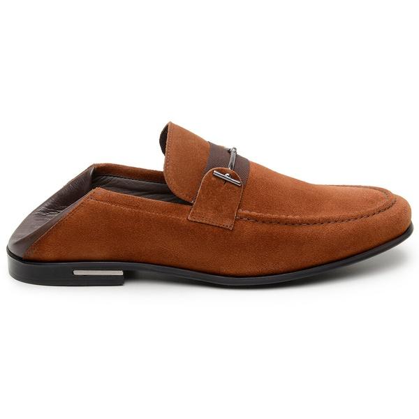 Sapato Casual Masculino Mocassim CNS 1337 Whisky