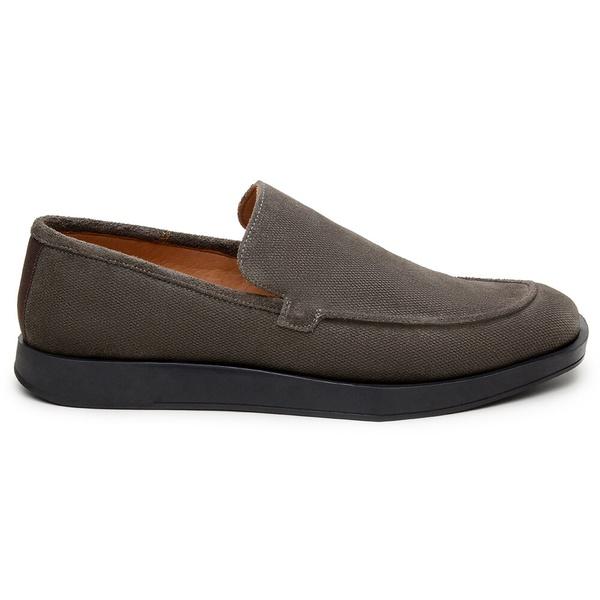 Sapato Casual Masculino Mocassim CNS 436007 Chumbo