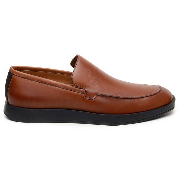 Sapato Casual Masculino Mocassim CNS 436007 Whisky