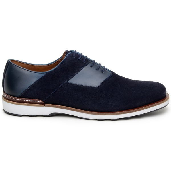 Sapato Casual Masculino Oxford CNS 339021 Marinho