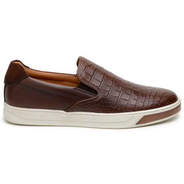 Sapato Casual Masculino Loafer CNS 406015 Moca