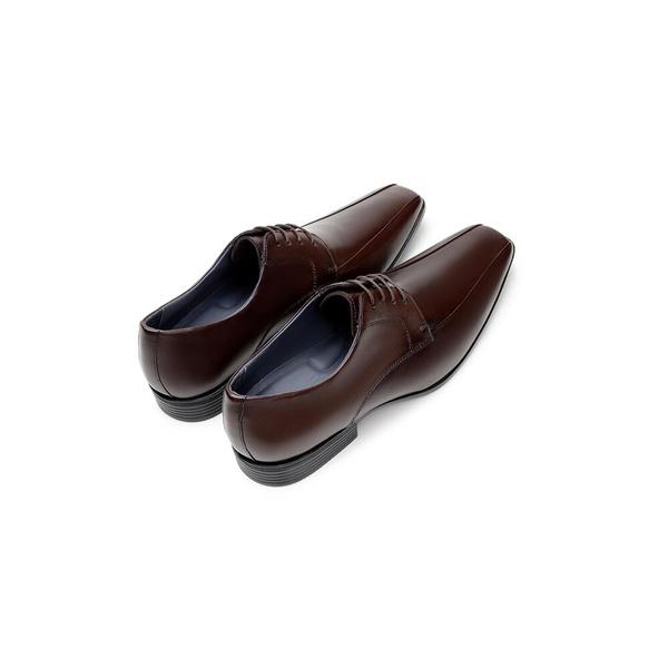 Sapato Social Masculino Derby CNS 2701 Café