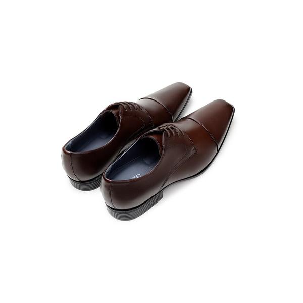 Sapato Social Masculino Derby CNS 2702 Café