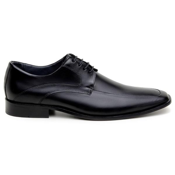 Sapato Social Masculino Derby CNS 2705 Preto