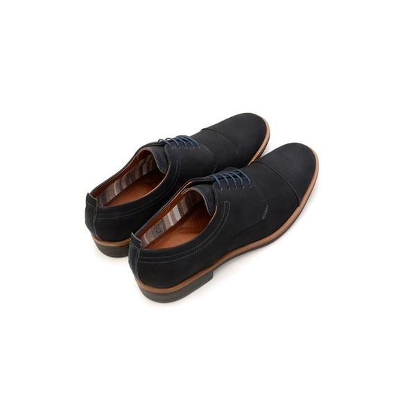Sapato Casual Masculino Derby CNS Danville 08 Marinho