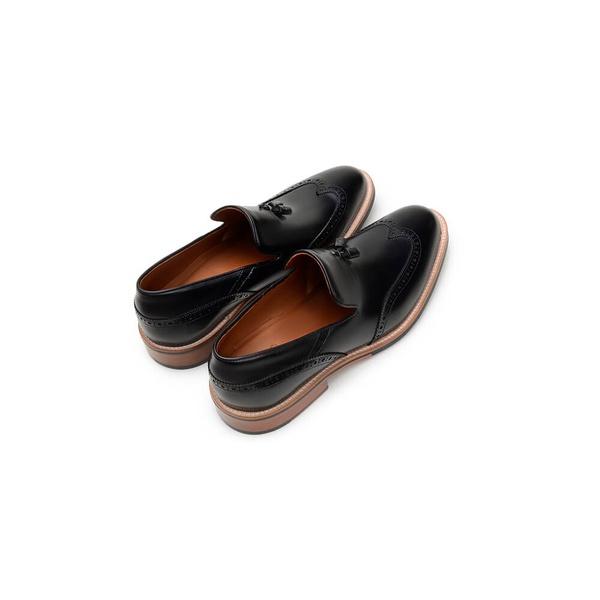 Sapato Casual Masculino Loafer CNS 14917104 Preto