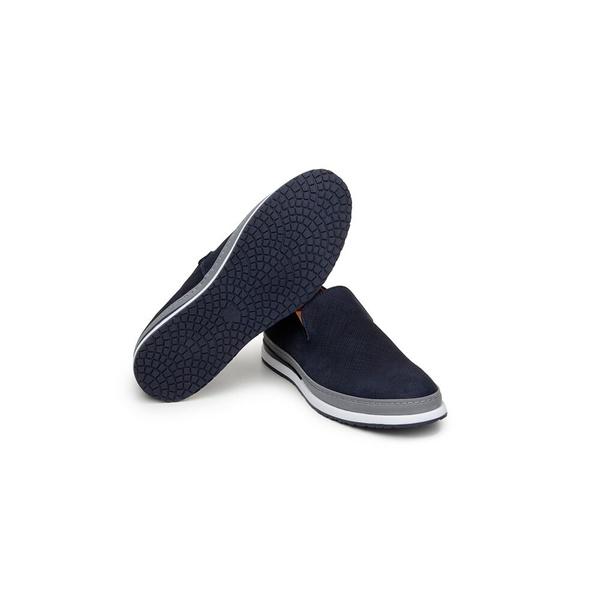 Sapato Casual Masculino Slip-on CNS Every 14 Marinho