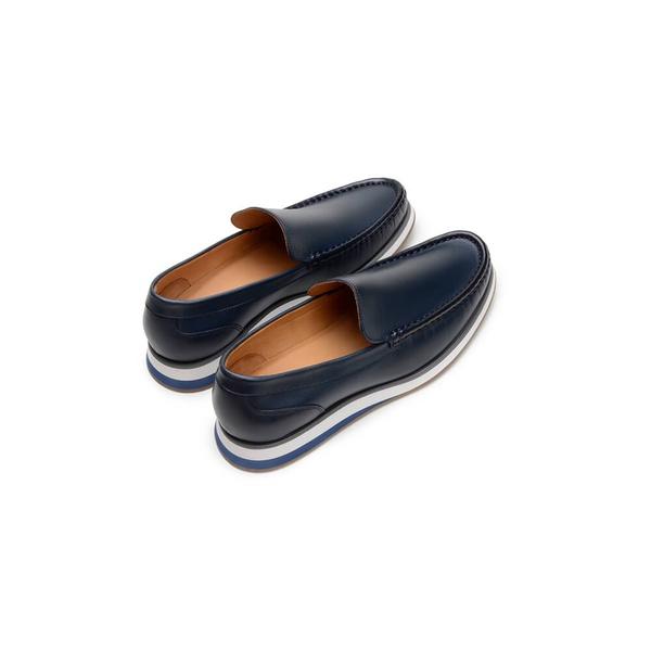 Sapato Casual Masculino Loafer CNS Miller Marinho