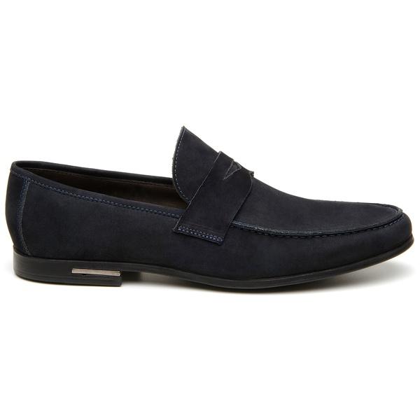 Sapato Casual Masculino Mocassim CNS 1115 Marinho