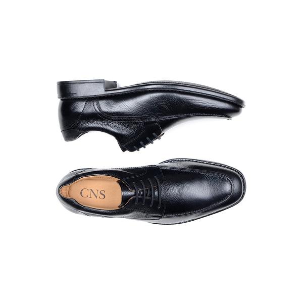 Sapato Casual Masculino Derby CNS 14021 Preto