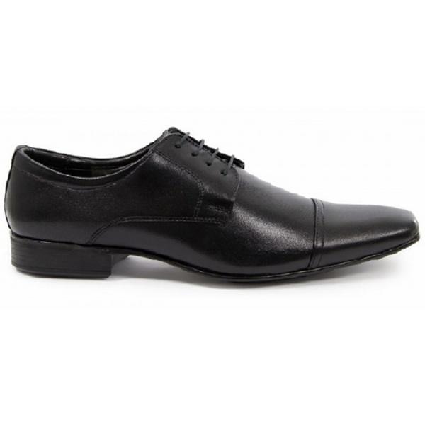 Sapato Social Masculino Derby CNS 40085 Preto