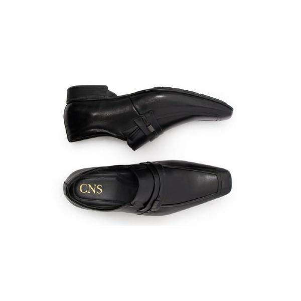 Sapato Social Masculino CNS 40055 Preto