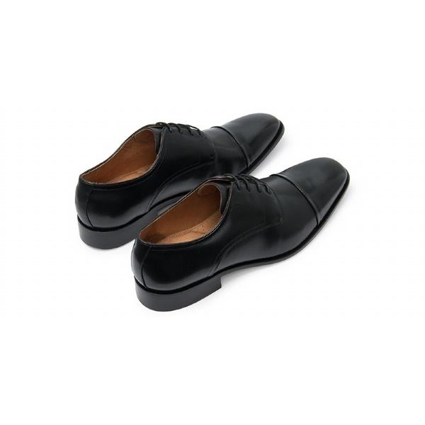 Sapato Social Masculino Derby CNS Pie 001 Preto