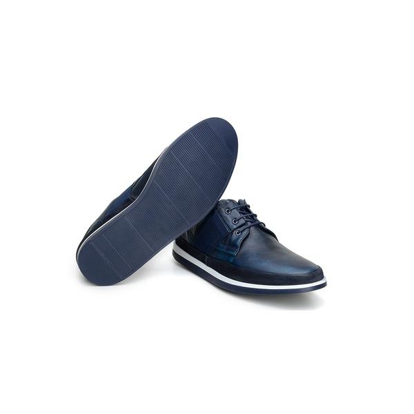 Sapato Casual Masculino Derby CNS Padua 49 Marinho